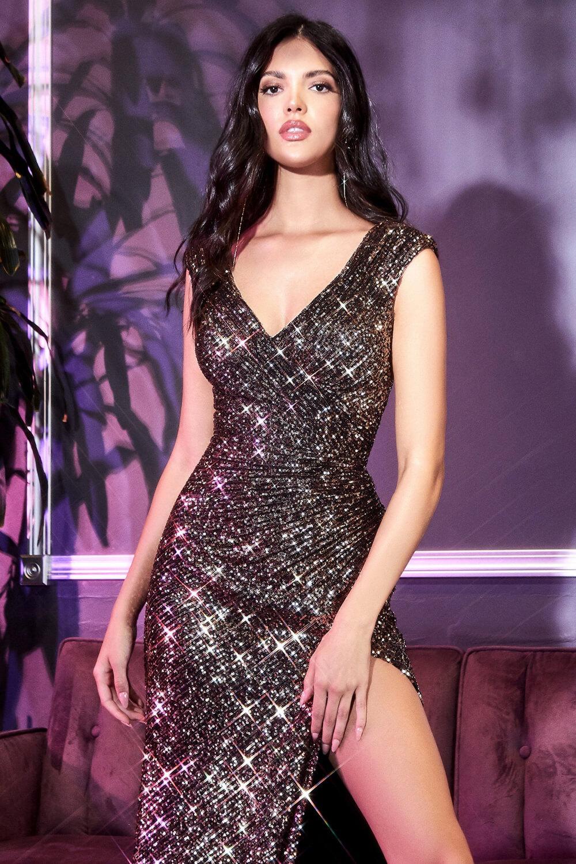 Con nosotras podrás encargar cualquier vestido de gala en tu talla, solo necesitas enviarnos tus medidas y listo