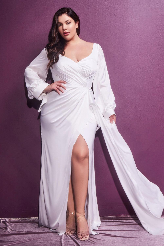 Vestidos de damas para gorditas en Venezuela, diseños exclusivos, tiendas de ropa tallas grandes Evening Dress Boutique