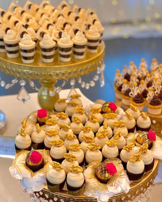 Los mejores postres para bodas en Margarita, proveedores de pasteles y dulces en Venezuela