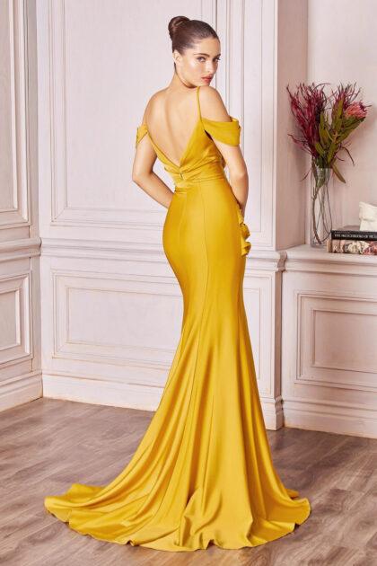 Luce con elegancia este majestuoso vestido de fiesta - Evening Dress Boutique te hace ver divina en las ocasiones especiales de tu vida