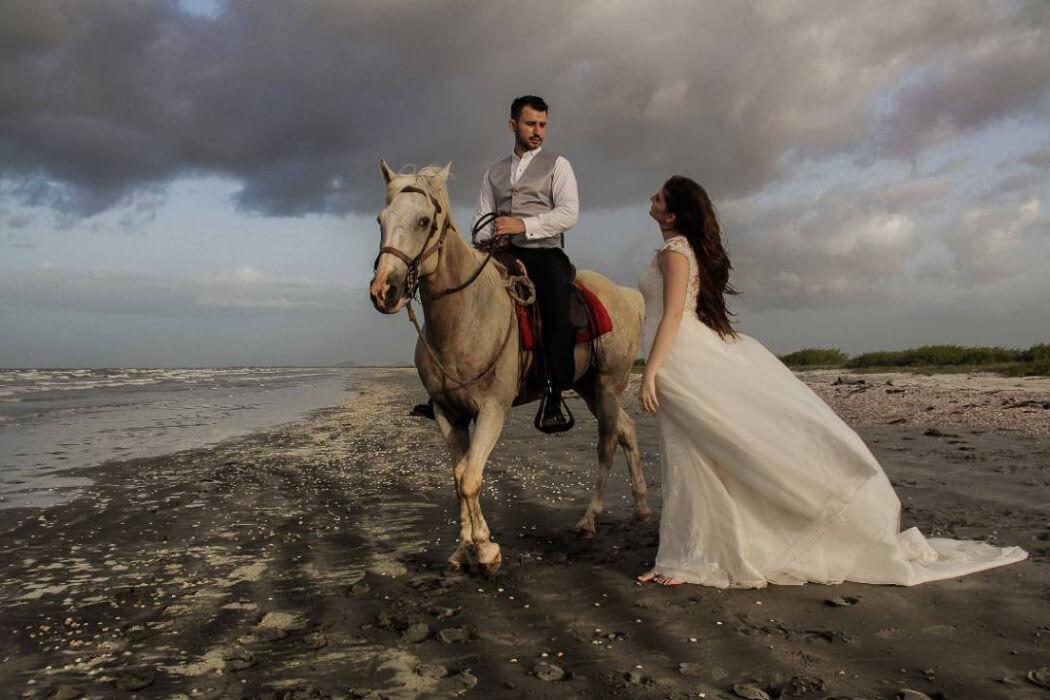 Fotógrafos de bodas destino en la Isla de Margarita, Venezuela · Brunellophoto