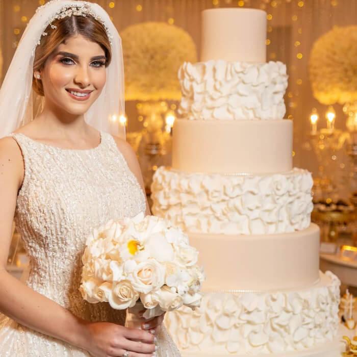 Majestuosas y deliciosas tortas para bodas en la Isla de Margarita, Venezuela - Patilla Creativa