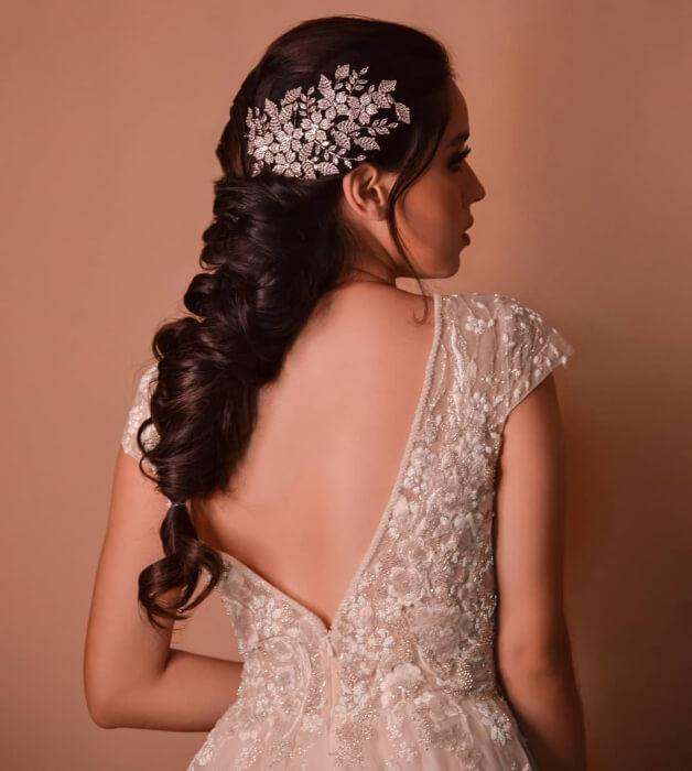 Estilista de bodas en Margarita, Venezuela · José Manuel Cerrada Marcano, peinados de novias