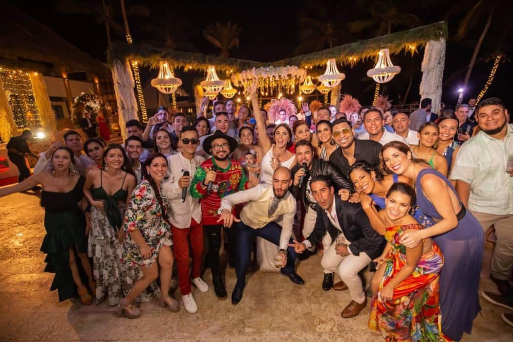 Música para bodas en Margarita, Venezuela · Contraseña TM: Agrupaciones musicales para bodas y eventos