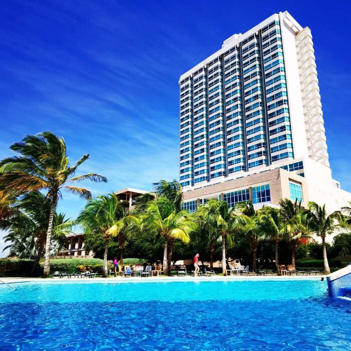 Hotel Wyndham Concorde · Mejores lugares para bodas en Margarita, Venezuela