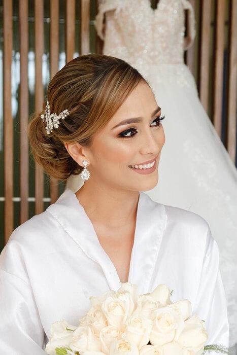 Shadia Fakih: Maquillaje en la Isla de Margarita, Venezuela - Especialista maquilladora de bodas