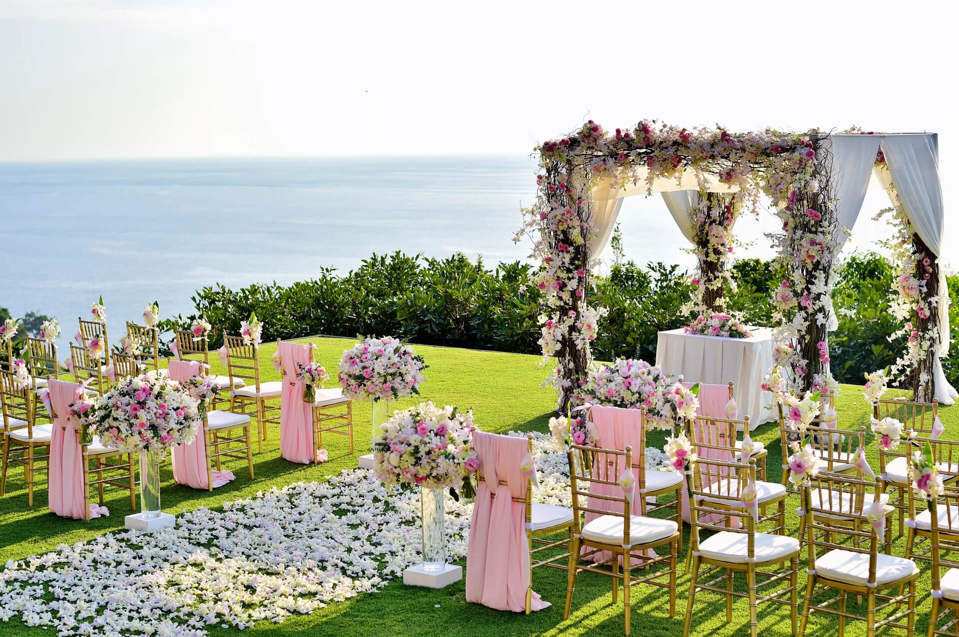 Locaciones para bodas en Margarita, Venezuela: Lugares ideales para celebrar tu boda en Margarita, ya sea en un hotel, en la playa, en un salón o al aire libre