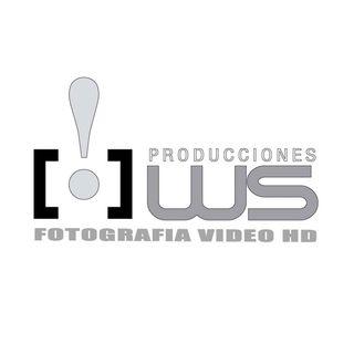 Logo Producciones WS: Fotógrafos y videógrafos de bodas en Margarita, Venezuela. Videografía profesional para bodas
