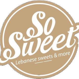 Logo So Sweet Lebaneses sweets and more - Dulces de bodas Isla de Margarita, Venezuela