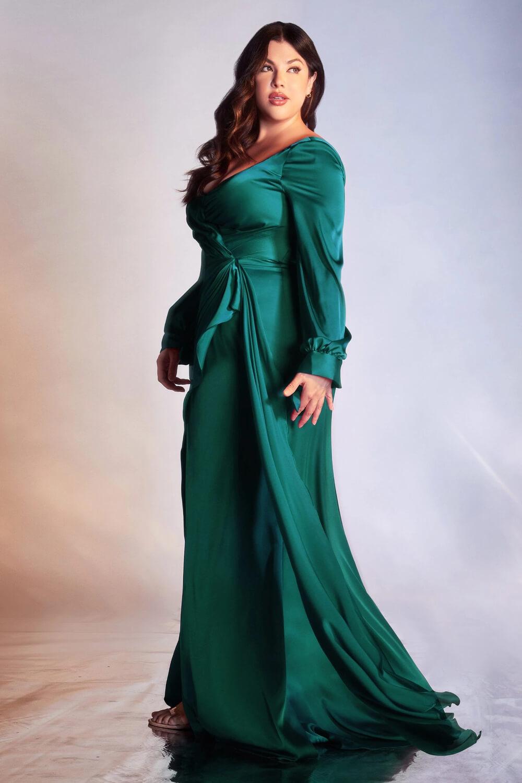 En Evening Dress Boutique podemos conseguir tu vestido ideal, sin importar la talla, nos adaptamos a tu presupuesto