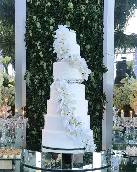 Espectaculares tortas para bodas en la Isla de Margarita - Andreina Martin Cakes, experiencia y pasión por la respostería fina y creativa