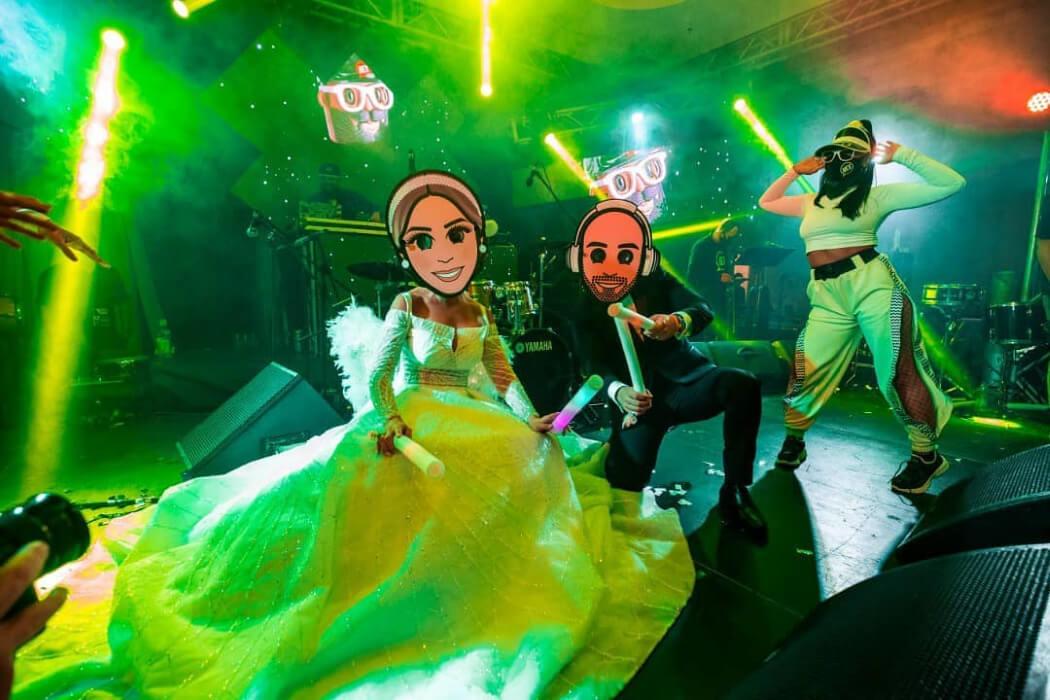 HEX Música · Animación de fiestas de hora loca para bodas en Margarita, Venezuela