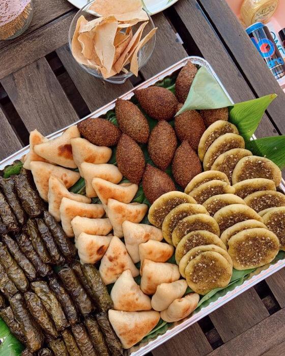 Catering para bodas en Margarita, Venezuela · Sabores Mgta - Auténtica comida árabe para bodas