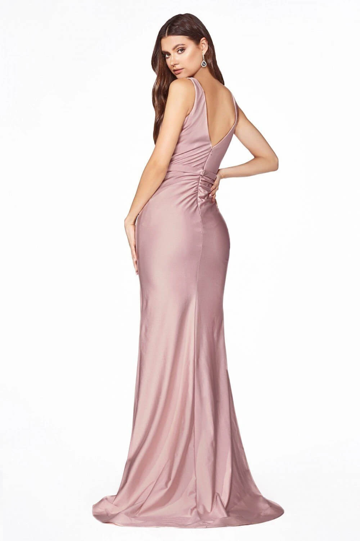 Hermoso vestido de fiesta con abertura en las piernas - Evening Dress Boutique Margarita, Venezuela
