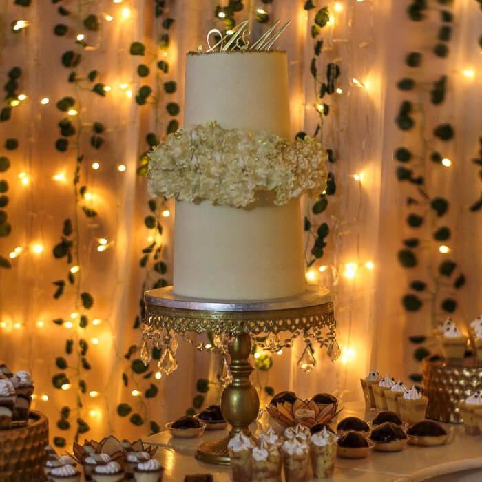 Impecables diseños de tortas para bodas en Margarita, Venezuela - Ali Pastries - Boda y eventos