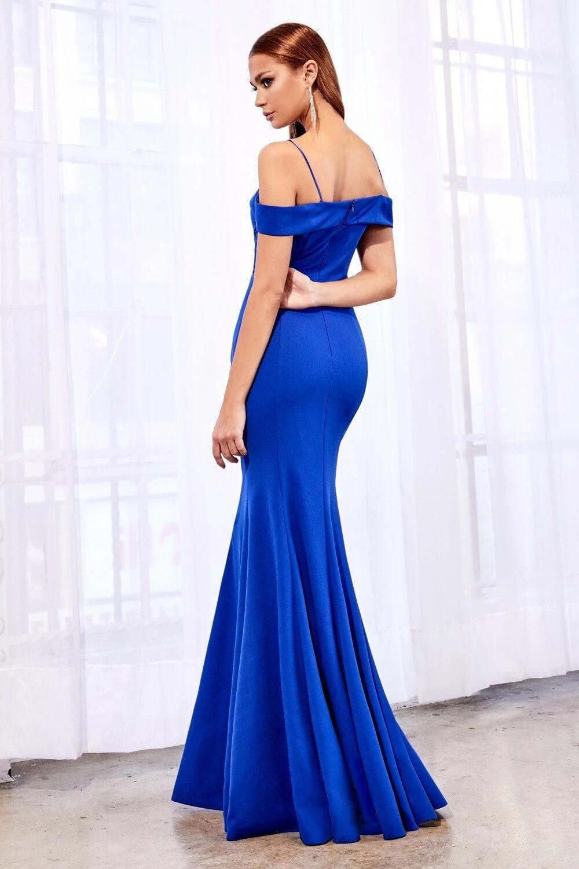 Vestidos de fiesta largos off-shoulders - Evening Dress Boutique tiene una gran variedad de estilos y diseños para tus eventos y fiestas
