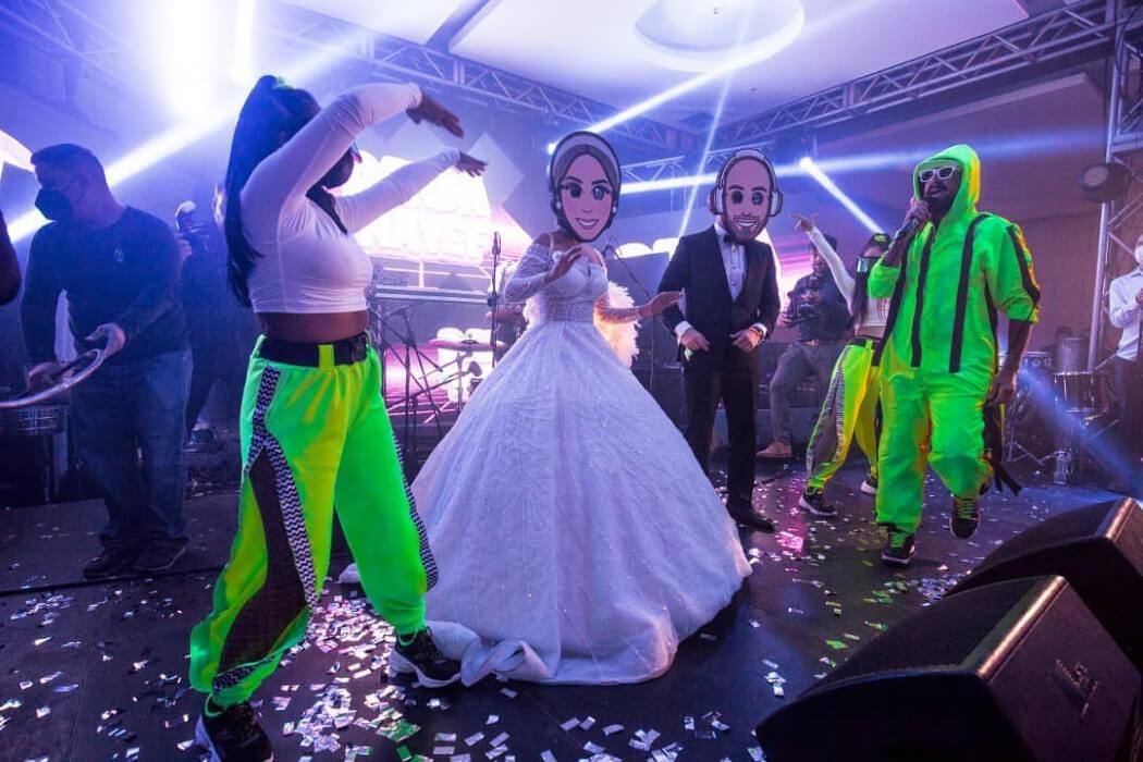 Máxima diversión en tu boda en Margarita, Venezuela · HEX Música
