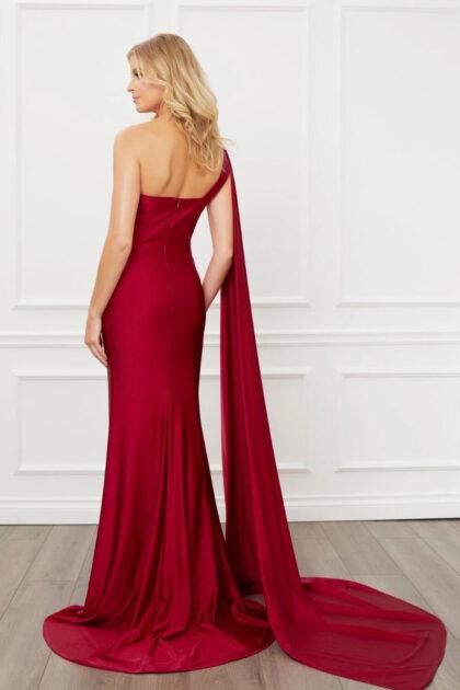 Vestidos de fiesta con escote corazón con pliegues en los hombros - Evening Dress Boutique: vestidos de gala