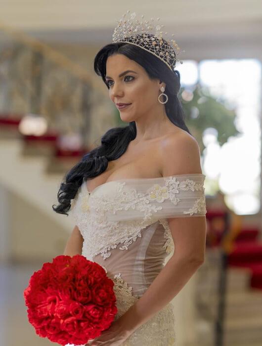 Estilista de novias en Margarita, Venezuela · José Manuel Cerrada Marcano, peinados para novias