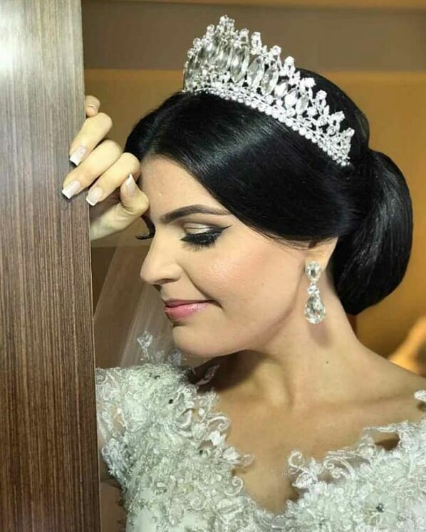 Peinados para bodas Margarita, Venezuela · Julio César Beauty, estilista para novias