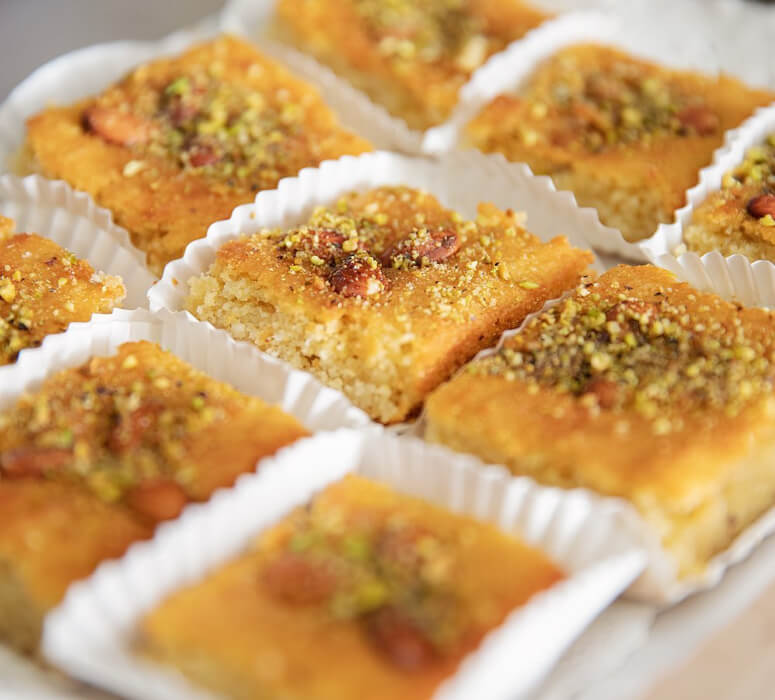 Dulces árabes para bodas en Margarita, Venezuela - Baklava un delicioso postre típico árabe