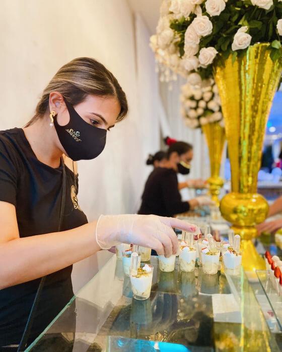 So Sweet: Dulces árabes tradicionales del Líbano para bodas en Margarita, Venezuela