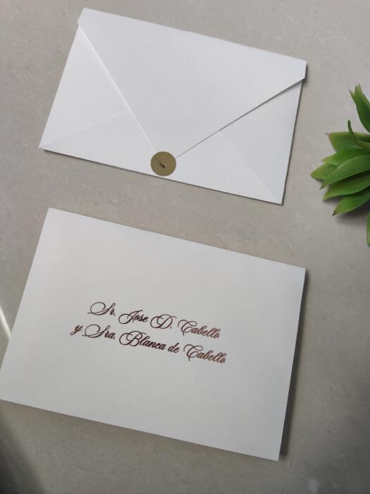 Idéalo · Tarjetas de invitación de bodas en la Isla de Margarita, Venezuela