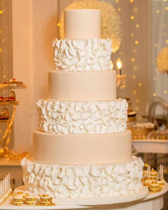 Cakes para bodas en Margarita, Venezuela - Patilla Creativa: Tortas y pasteles para eventos nupciales