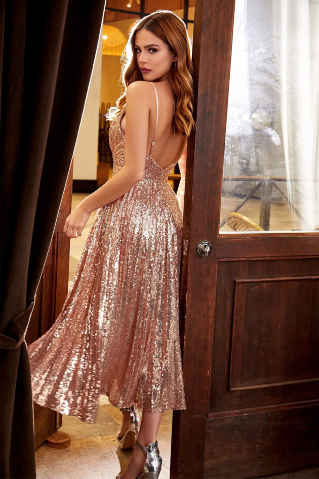 Vestido de fiesta: Nadia