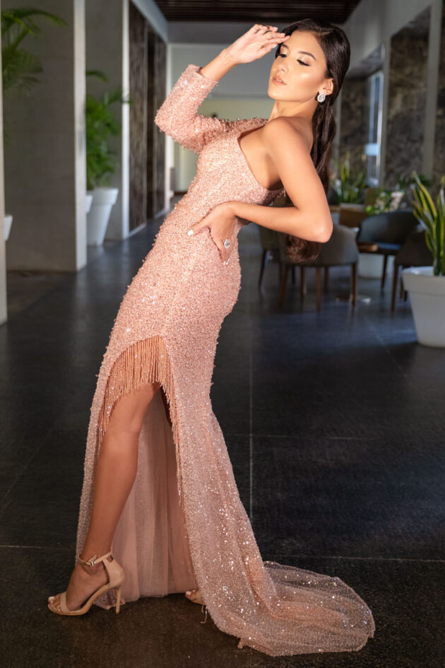 Vestido de fiesta: Fabrizia