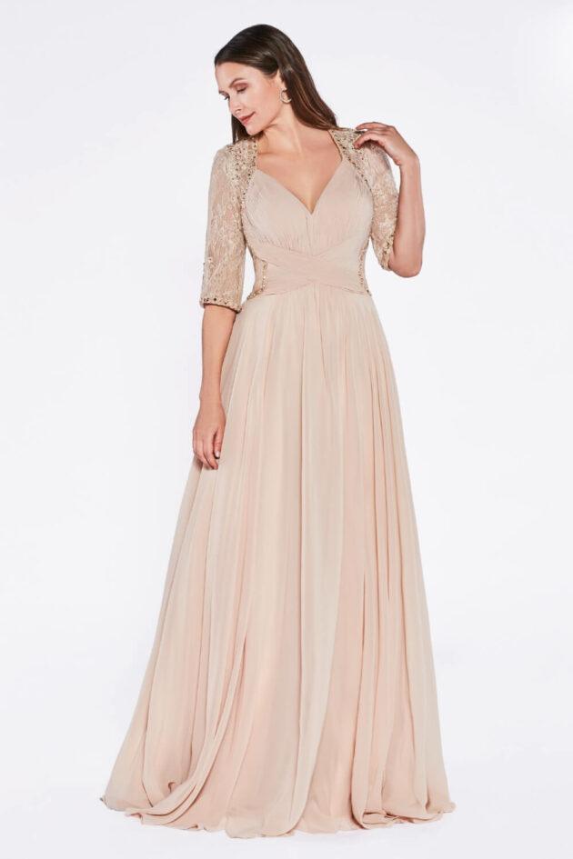 Vestido de fiesta: Leticia