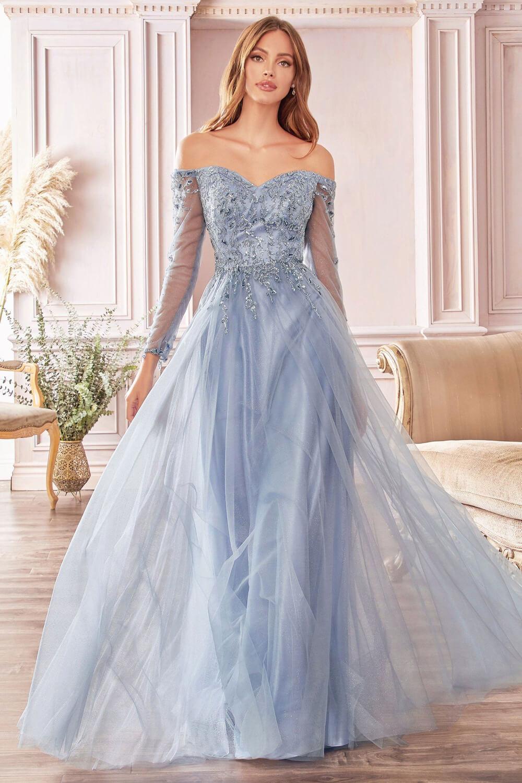 Brilla y resplandece en un vestido de gala con un look etéreo - Evening Dress Boutique tu tienda de ropa para damas en Venezuela