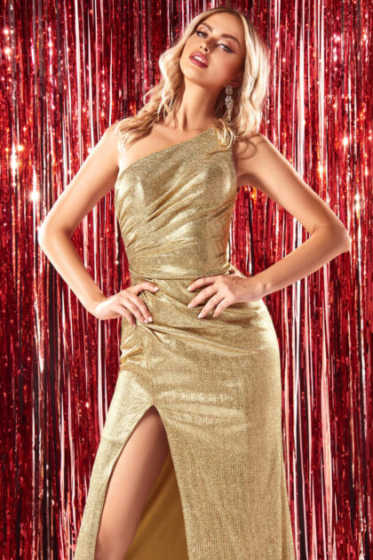 El color de este festido de fiesta está disponible solo bajo pedido - Evening Dress Boutique Venezuela