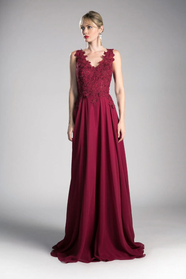 Vestido de fiesta: Paola