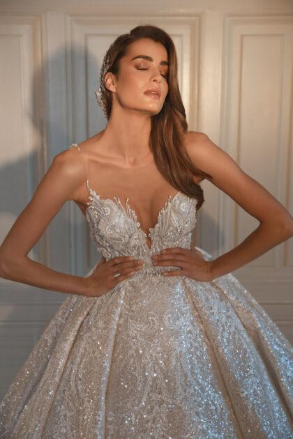Vestidos de novia elegantes en Caracas, Venezuela - Bridal Room Boutique: vestidos y tocados para novias en Venezuela