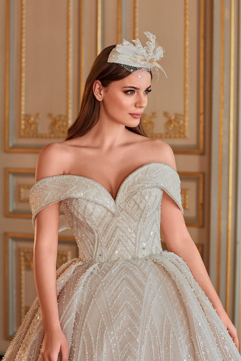 Vestidos de novia corte princesa en Caracas, Venezuela, disponibles también en la Isla de Margarita en nuestras tiendas boutique para novias