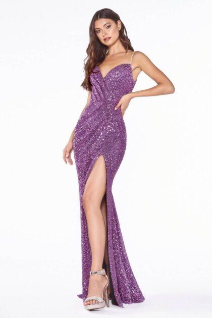 ¿Estás invitada a una boda? Prepárate para que todos se maravillen con el look que lucirás con este vestido de gala en Venezuela