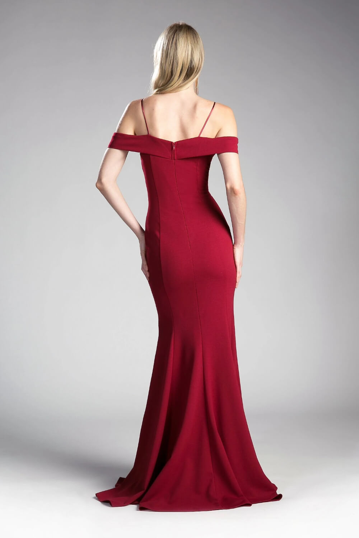 Vestido de gala ideal para cena de negocios, reunión formal de trabajo o simplemente la celebración de una fiesta - Evening Dress Boutique