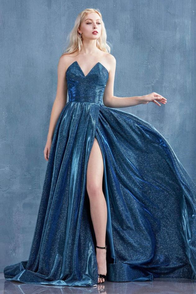 Vestido de fiesta: Ada