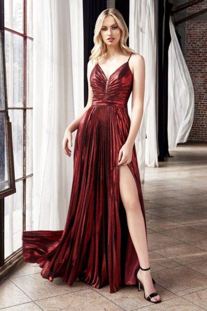 Vestidos de gala en Margarita y próximamente en Caracas, Venezuela - Color rojo borgoña - Tienda Boutique online para damas