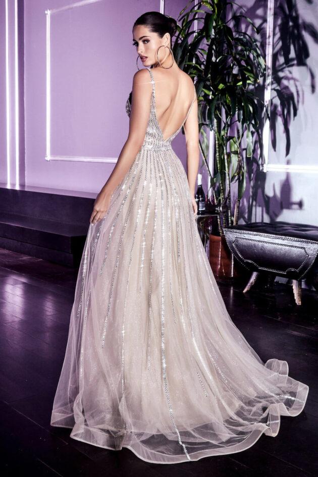 Vestido de fiesta: Elsa