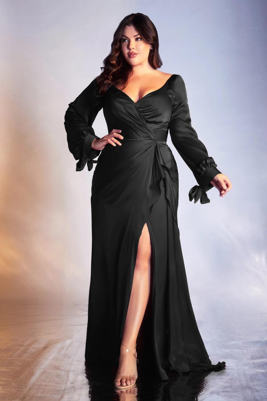 Vestidos de fiesta largos tallas grandes - Pregunta por disponibilidad de tallas, tenemos podemos conseguir hasta la 6XL - Evening Dress Boutique