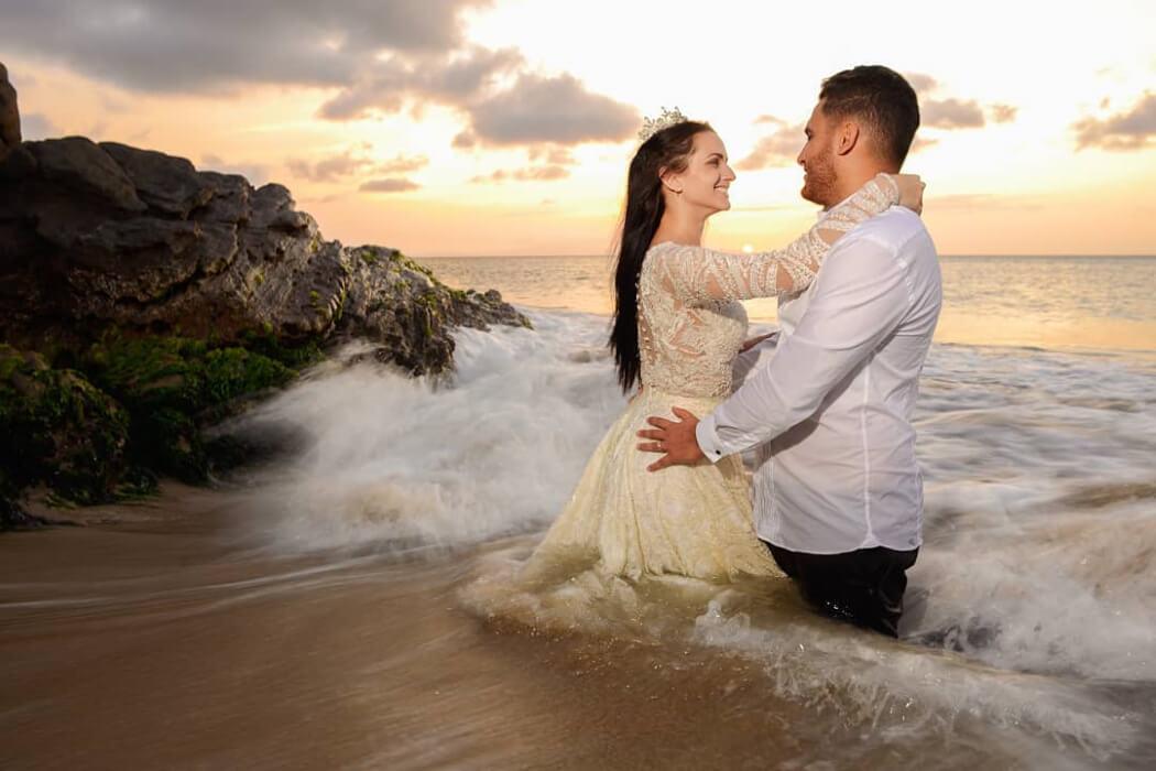 Fotógrafos de bodas en Margarita, Venezuela · Ezequiel Julio
