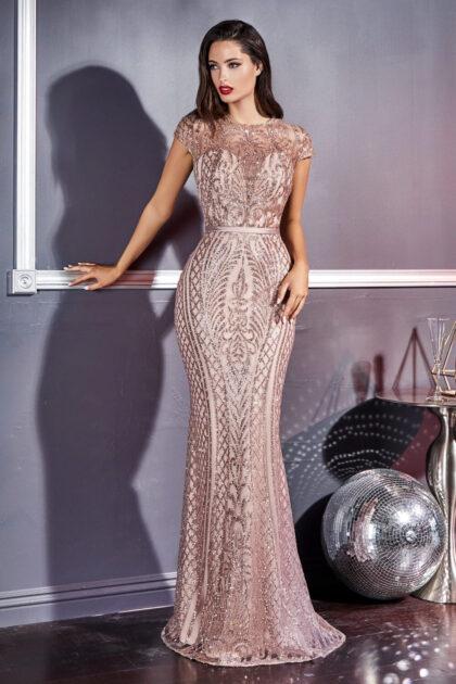 Nos encanta este vestido entallado con estampado de celosía, mangas casquillo y espalda transparente. Pide tu cita online y visita nuestras tiendas boutique para damas en Margarita, Venezuela