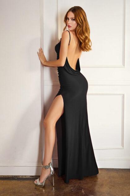 Vestidos de fiesta largos con espalda descubierta - Ideal para verte sexy y fresca - Evening Dress Boutique