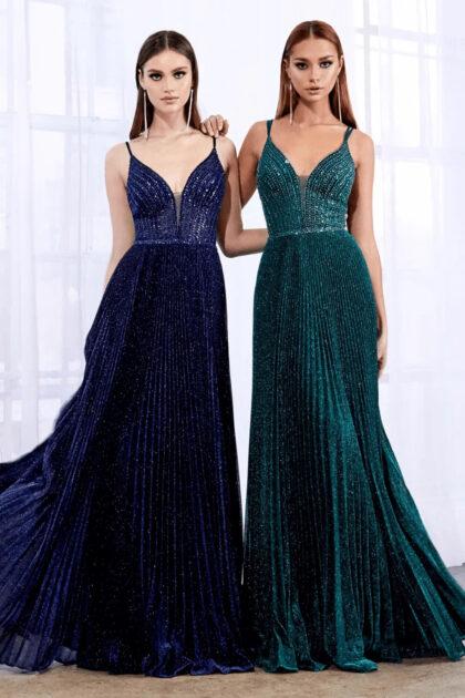 La vida es para celebrar, disfruta con alegría cada evento importante de tu vida y luce radiante con este vestido de fiesta largo