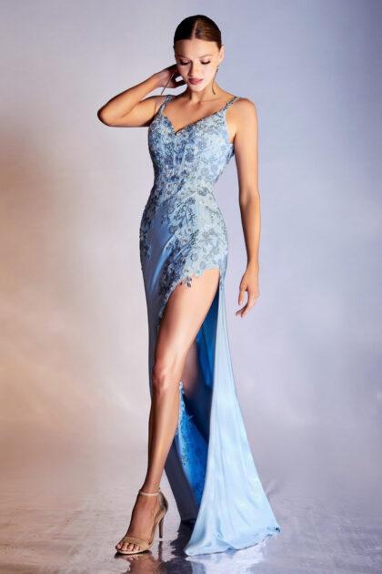 Vestido de fiesta corte recto en Margarita, Venezuela - Evening Dress Boutique, tienda de vestidos de gala y ropa para damas