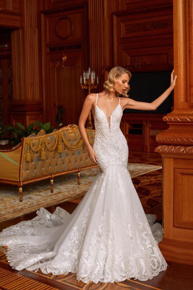 Vestido de novia: Excitement