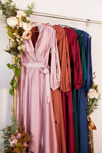 Vestidos de fiesta disponibles en varios colores y tallas en Venezuela: Evening Dress Boutique, tienda online de ropa para damas