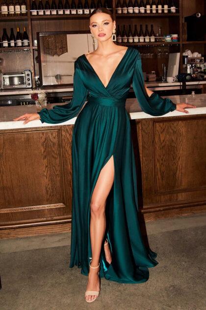 Vestidos de gala emerald green Evening Dress Boutique Venezuela - Elige la exclusividad, elegancia y frescura
